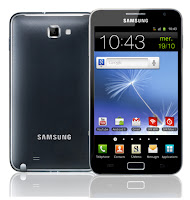 SFR lance le Samsung GALAXY Note