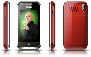 Mito 833 Touchscreen