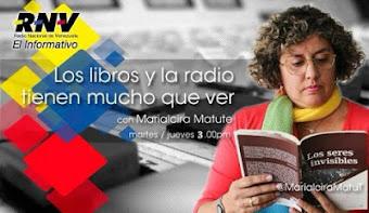 Radio Talento en La Librería Mediática