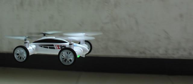 X25 X25B Rc Quadcopter Flying Car