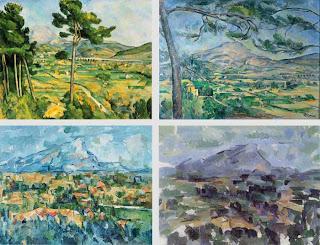 Cézanne, por dentro y por fuera 1887-1906-cezanne-sainte-victoire