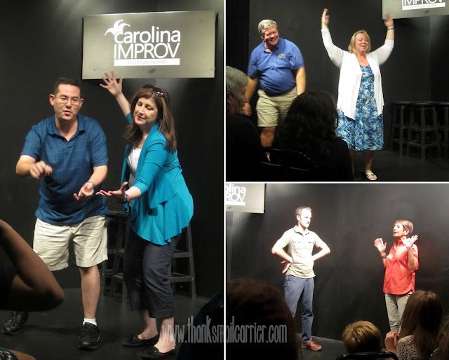 Carolina Improv comedy