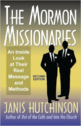THE MORMON MISSIONARIES: AN INSIDE LOOK AT THEIR REAL MESSAGE & METHODS. Read free chaps on Amazon