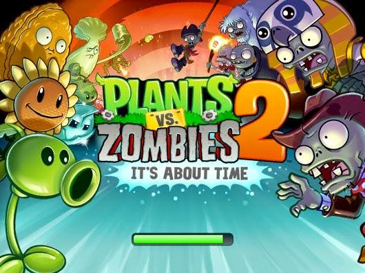 Plants Vs Zombies 2 para android y iOS