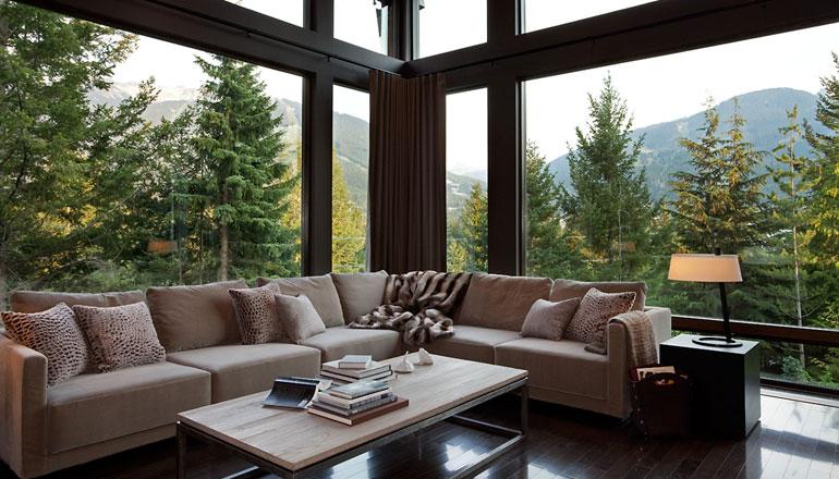 Diseno De Interiores Arquitectura Casa Con Interior Minimalista - Casa-de-diseo-de-interiores