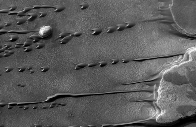 Pasir Mars