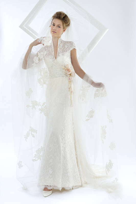 Gelinlik Modelleri Angela Guzzo 2013 Bridal Collection