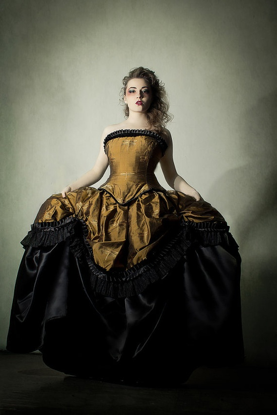 steampunk dresses