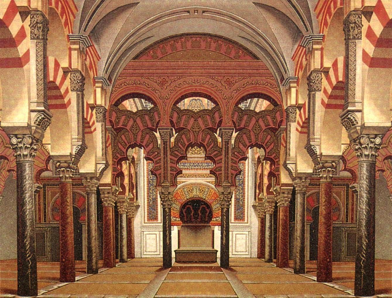 Unusual Historicals: Wonders and Marvels: The Mezquita of Córdoba