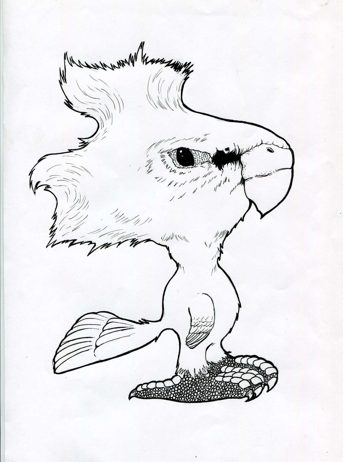 Free coloring pages of charlie