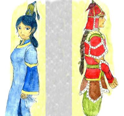 "Qi Xi Kelabu - Reina Mala - ""There's an invisible wall that renders"