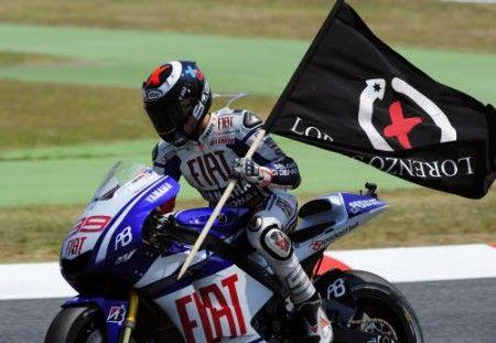 Jorge Lorenzo Juara Pertama MotoGP Catalunya Spanyol 03 Juni 2012