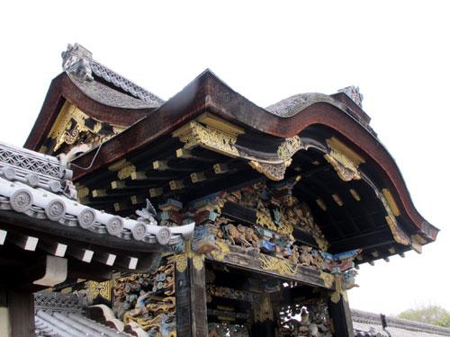 Higurashi-mon, Nishi-Honganji Temple