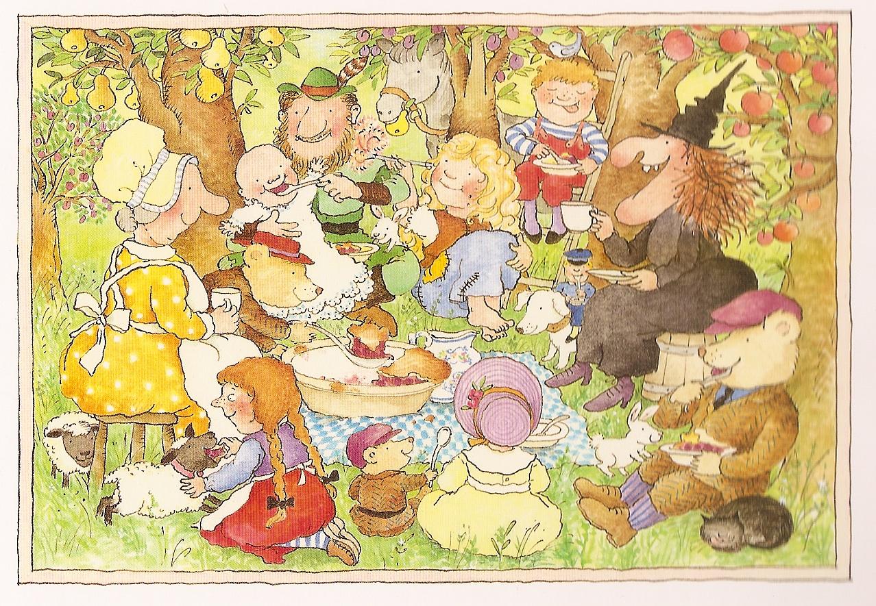 Jack And Jill Nursery Rhyme Book