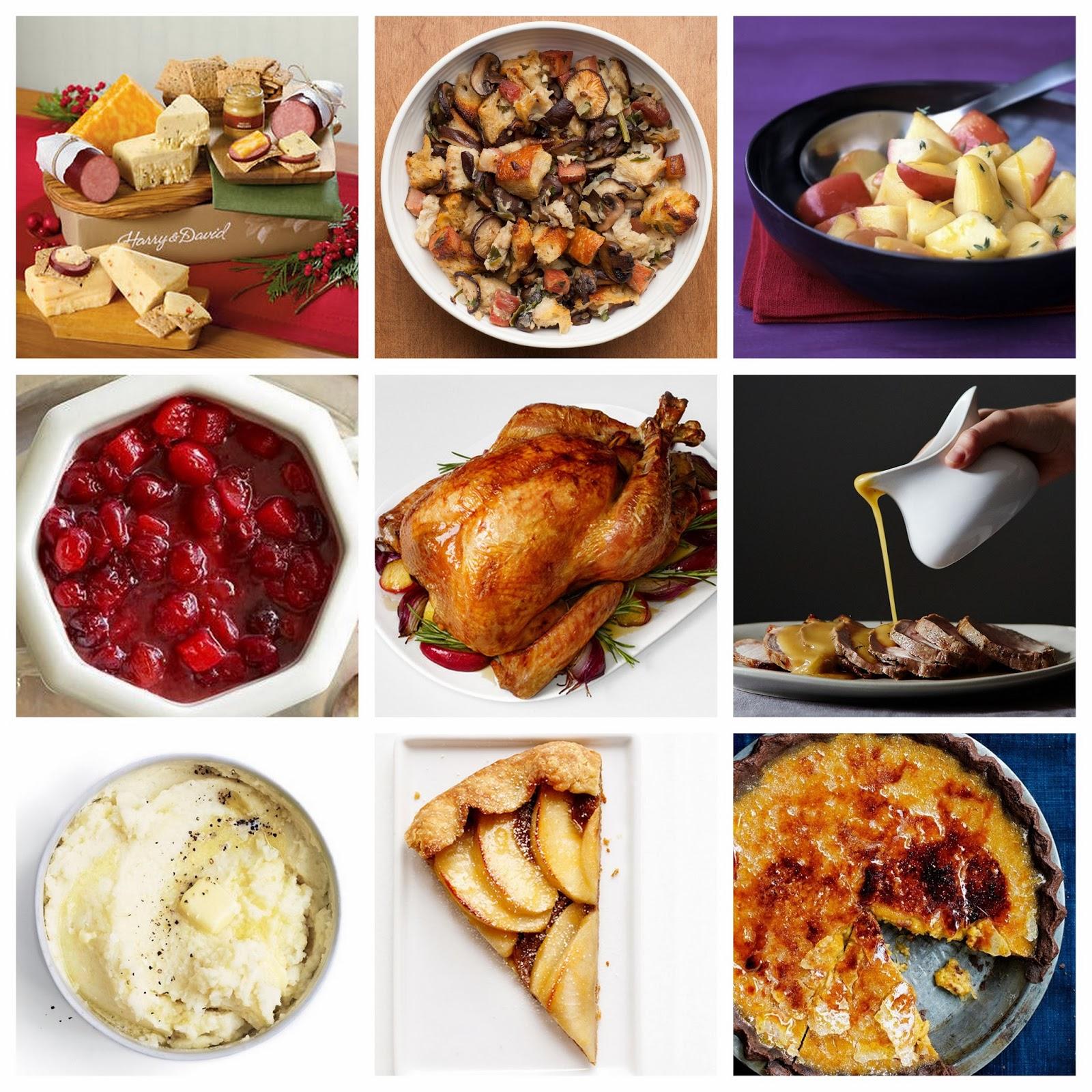 Foxes Love Lemons Thanksgiving Recipe Roundup