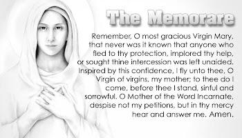 The Memorare