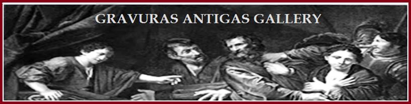 GRAVURAS ANTIGAS GALLERY - TV ARTPONTO