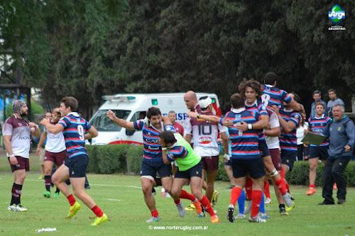 Resultados de la 5° fecha del Campeonato Argentino