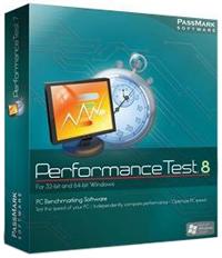 Passmark Performance Test 8.0 Build 1046 Full Keygen
