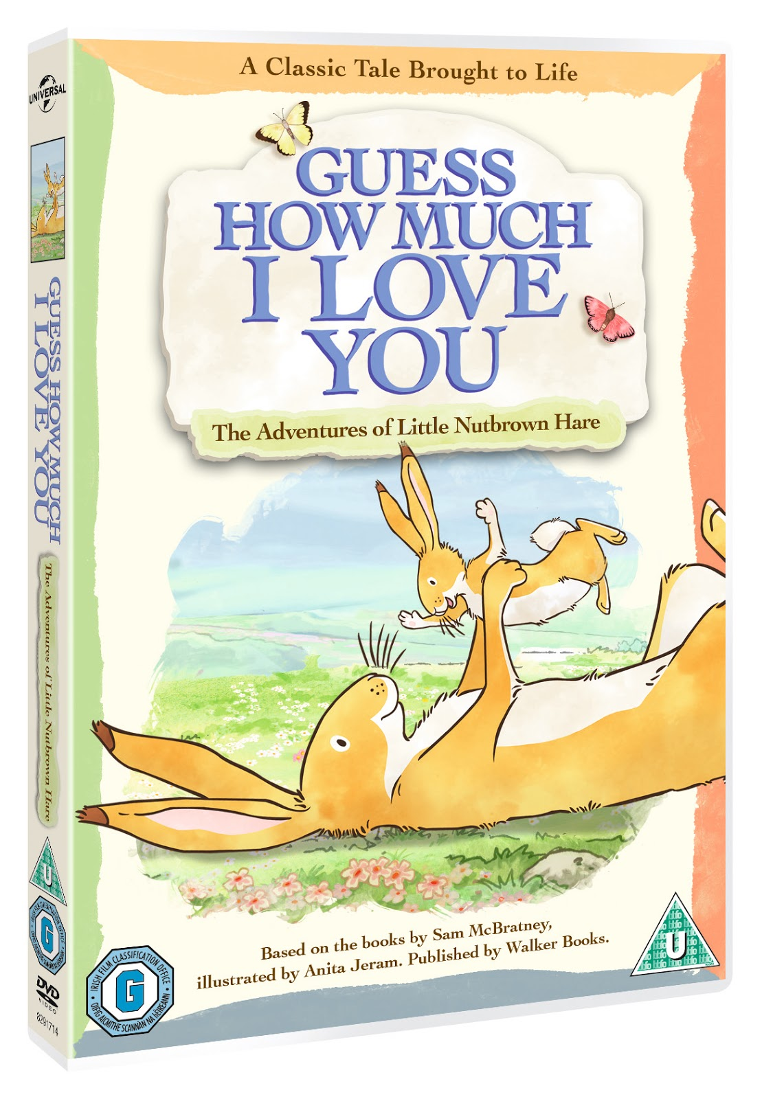Free coloring pages of guess how much i love you for Guess how much i love you coloring pages