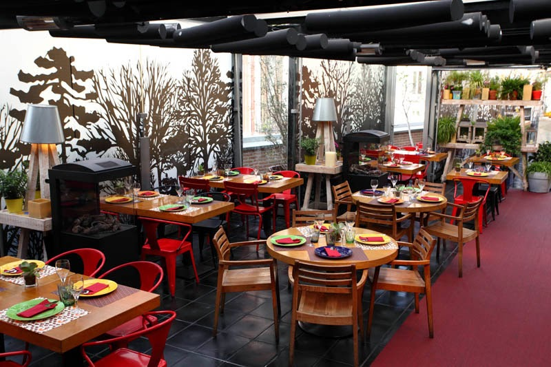la cocina de san anton an exciting terrace in chueca my