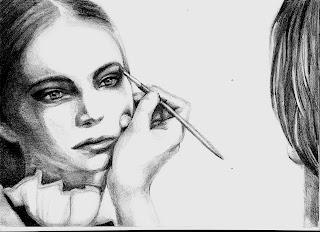 Dibujos a Carboncillo