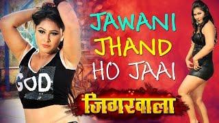 Bhojpuri Movie Jigarwala Video Song: Jawani Jhand Ho Jaai Singer by Alok Kumar. feat Dinesh Lal Yadav, Priyanka Pandit