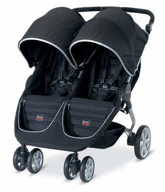 wans wanz shop britax b agile double stroller. Black Bedroom Furniture Sets. Home Design Ideas