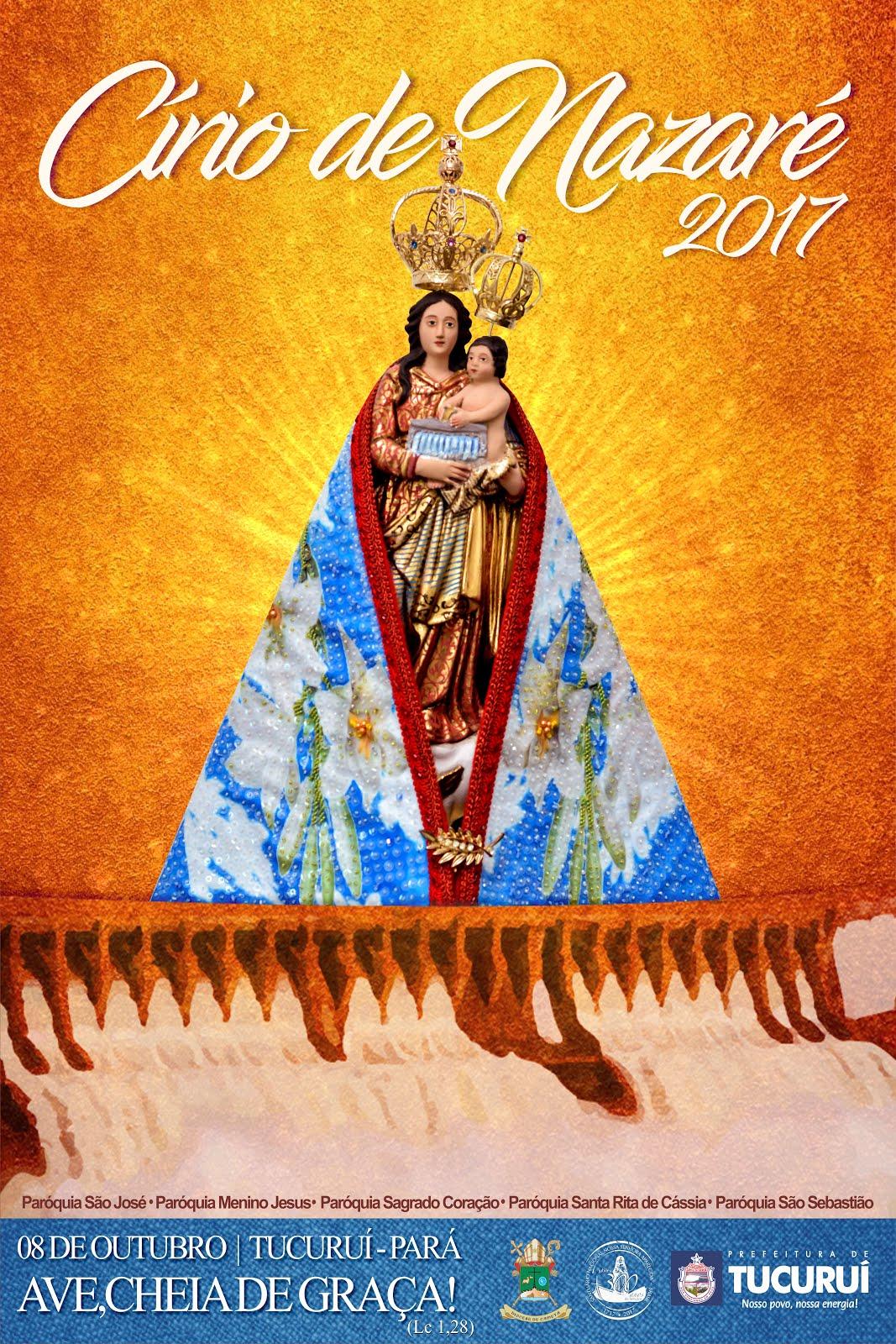 Círio de Nazaré 2017 - Tucuruí, 08 de Outubro