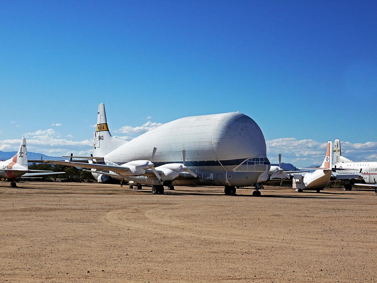 nasa transport plane - photo #8