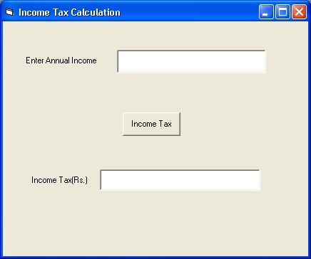 Ignou Vb   Calculate Income Tax