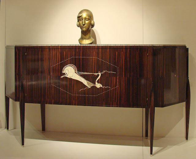 Jacques-Emile Ruhlmann art deco