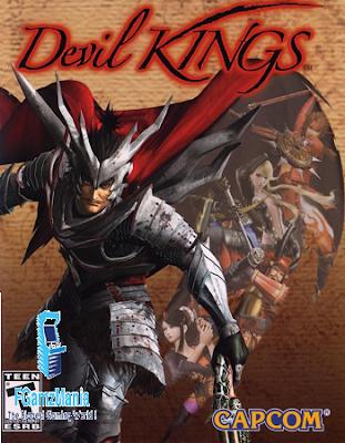 Devil Kings PS2 ISO Game