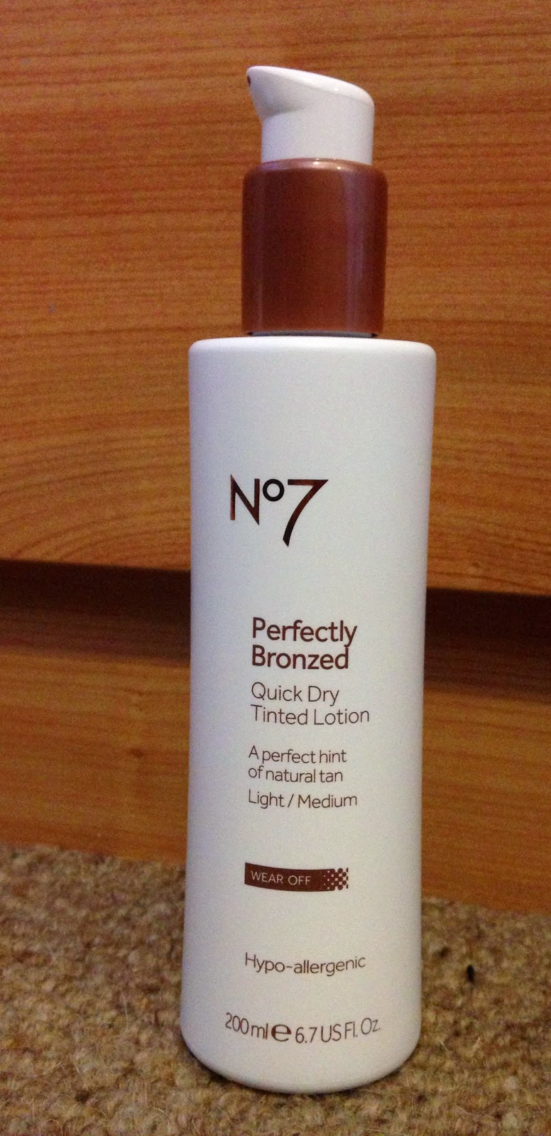 No7 Fake Tan