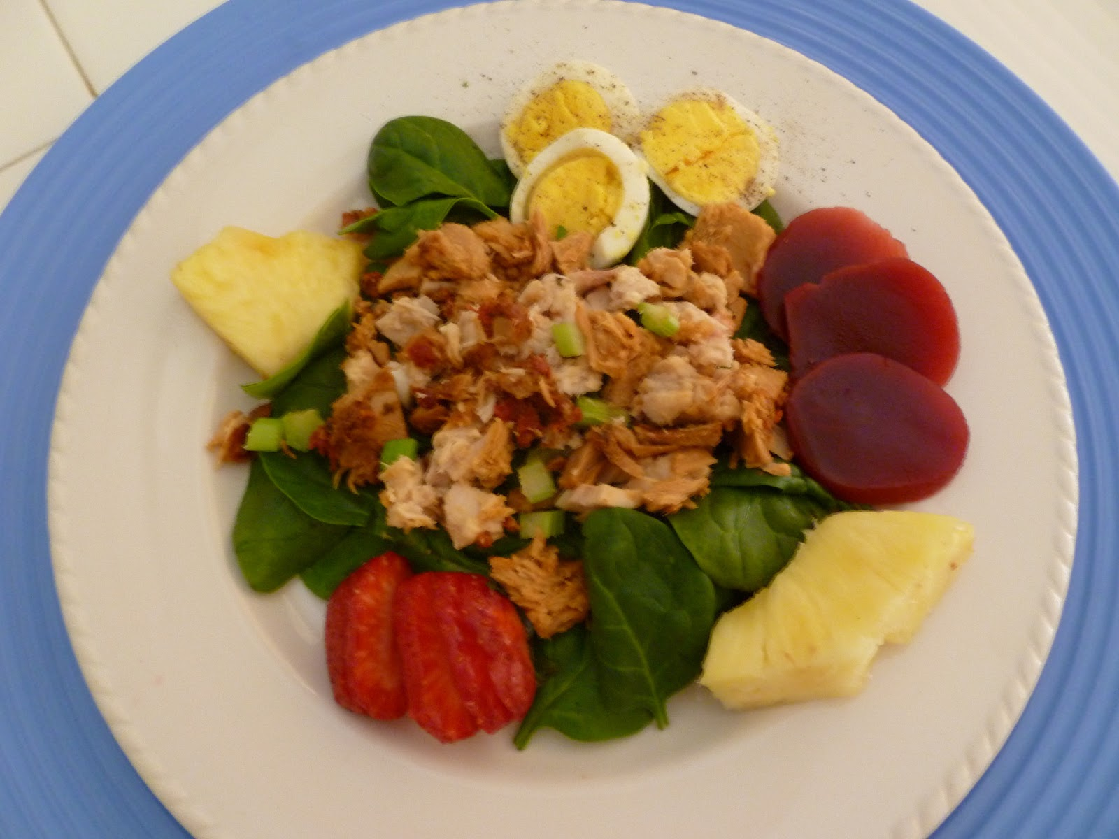 I Like to Bake and Cook!: Love this Salad: Tuna, sun-tried ...