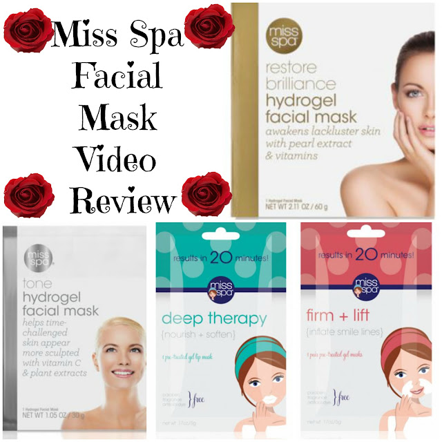 Miss Spa Facial Mask Review