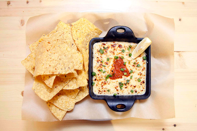 Fireside by Kettle Hot Crab and Artichoke Dip