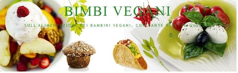 Bimbi vegani