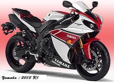 2012 Yamaha YZF-R1 MotoGP Limited Edition
