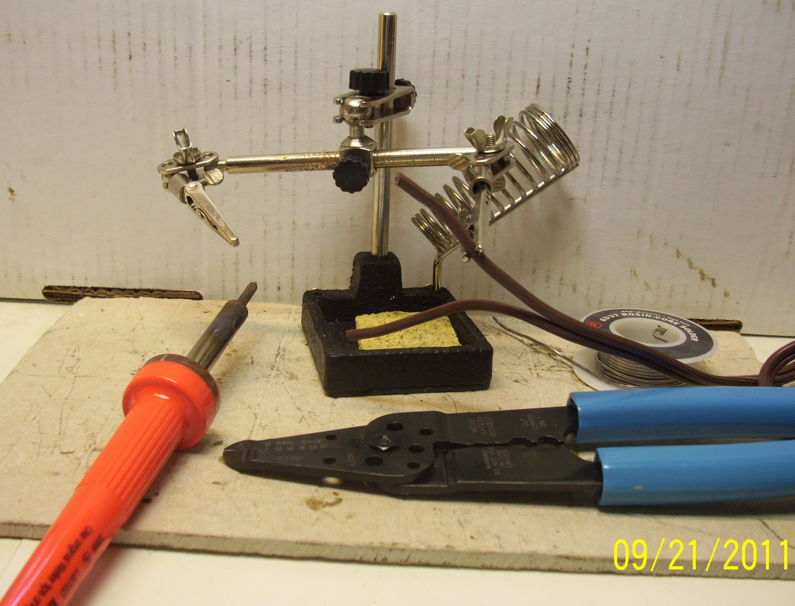 my sewing machine obsession soldering connectors. Black Bedroom Furniture Sets. Home Design Ideas