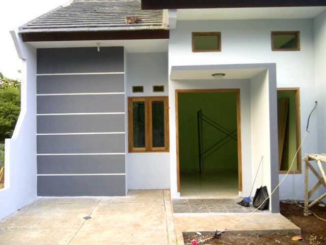 Rumah Minimalis Type 36 Satu Lantai
