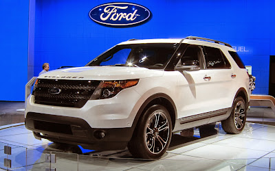 2014 Ford Explorer Release Date, Redesign & Price