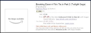 11 Julio - Ya se puede Pre-ordenar el libro oficial de la película Amanecer 2. Capture20120711085545