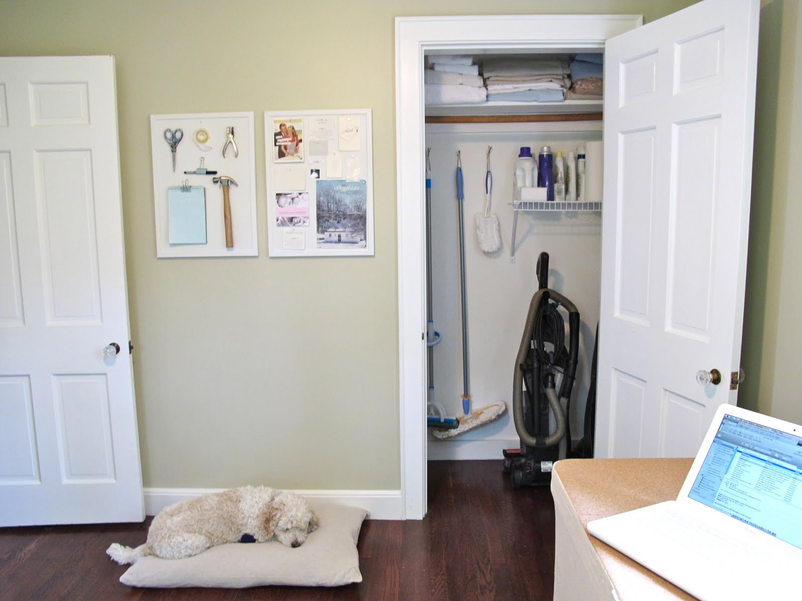 Laundry Room Office. Interior Design: L2 - Laundry Room Office L ...