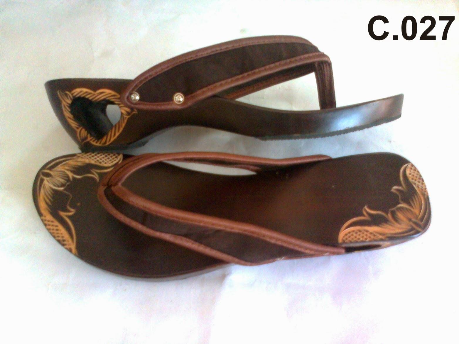Sandal Wanita Branded Kelom Geulis Tasikmalaya
