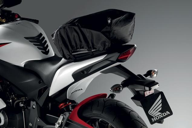 Honda CBR600F Picture