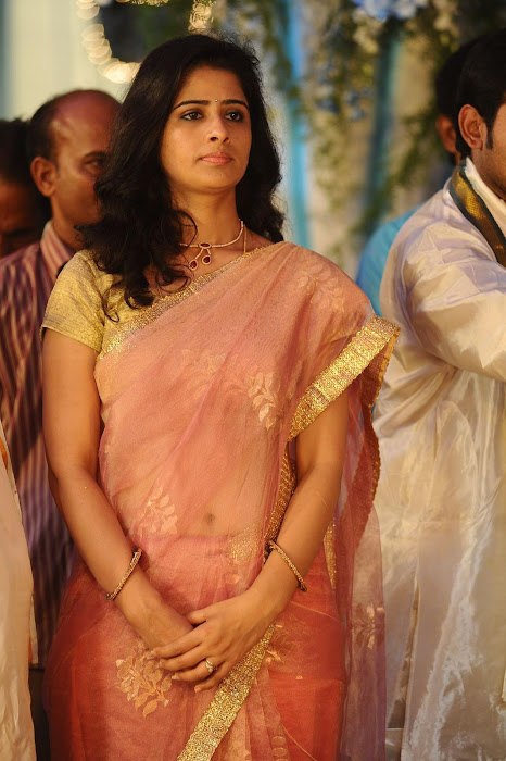 satya krishnan new in saree hot images