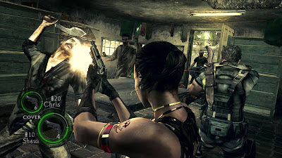 Download Game Resident Evil 5 Full Crack