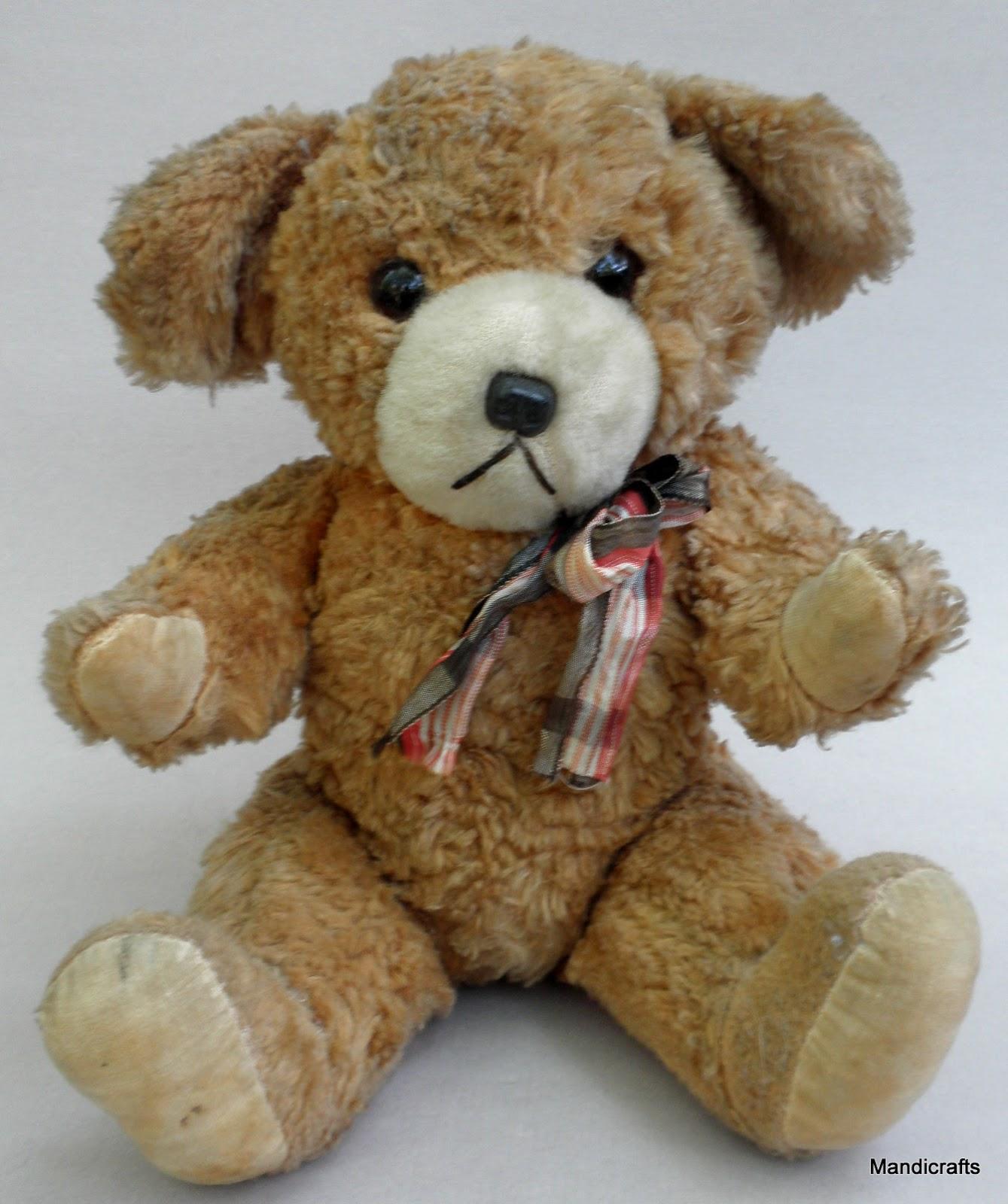 Mandicrafts News Amp Views Teddy Bears Amp Collectibles