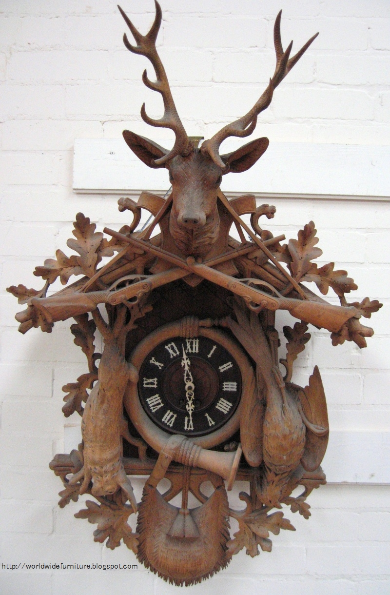 Cuckoo clock photos furniture gallery How to make a cuckoo clock